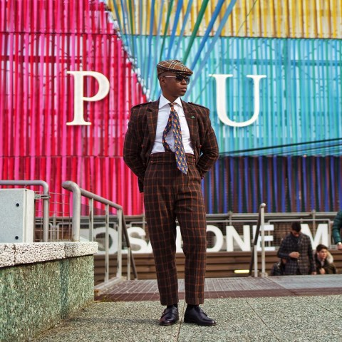 Pitti Uomo 97, Fashion Magazine, Events Magazine