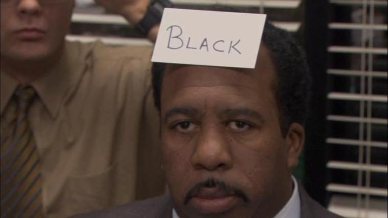 Stanley from the office