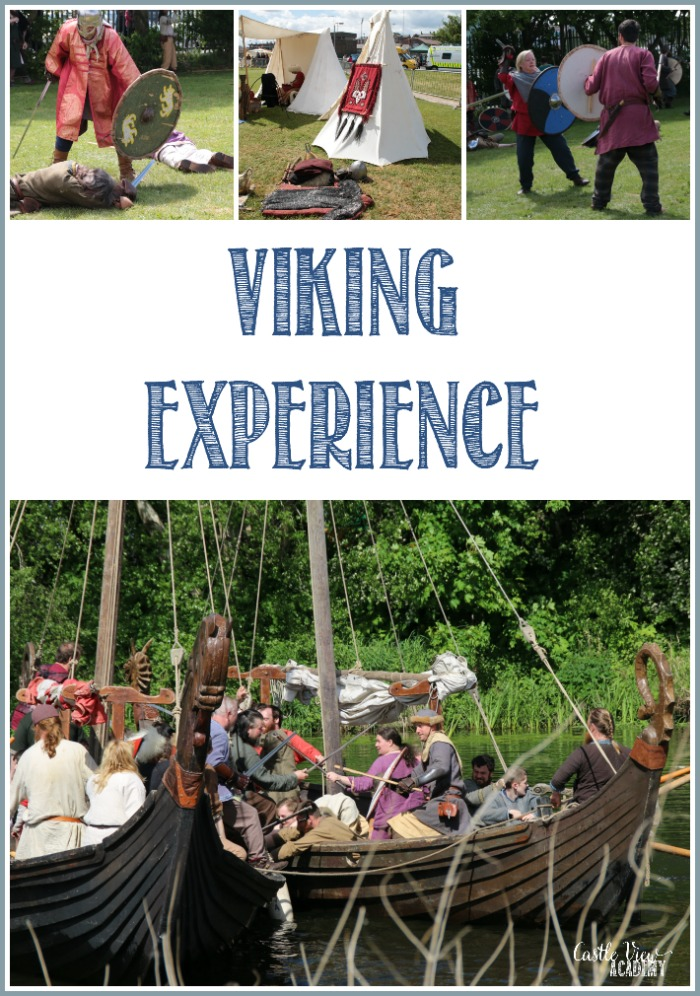 Castle-View-Academy-homeschool-has-a-Viking-Experience