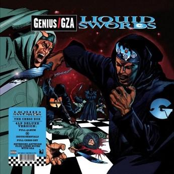GZA :: Liquid Swords Chess Box