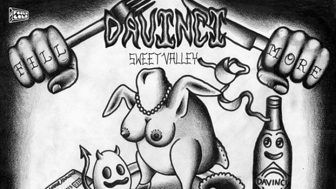DaVinci + Sweet Valley - Ghetto Cuisine
