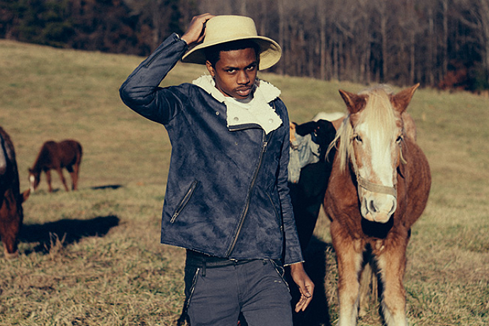Raury - Press Photo