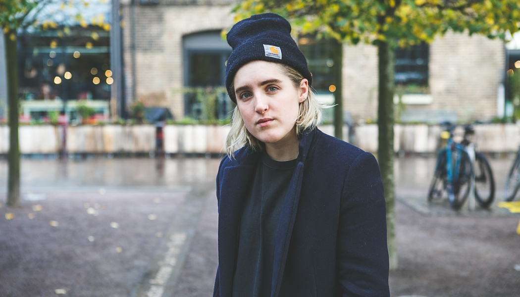 Shura - Portraits, London, 18/11/14 | Photo by Wunmi Onibudo