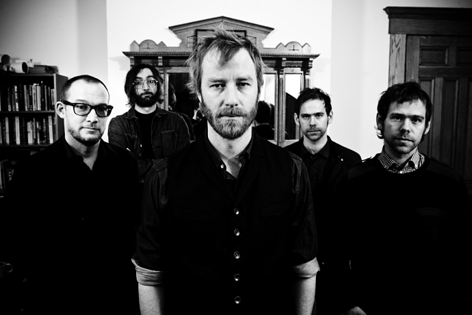 The National - Sunshine On My Back