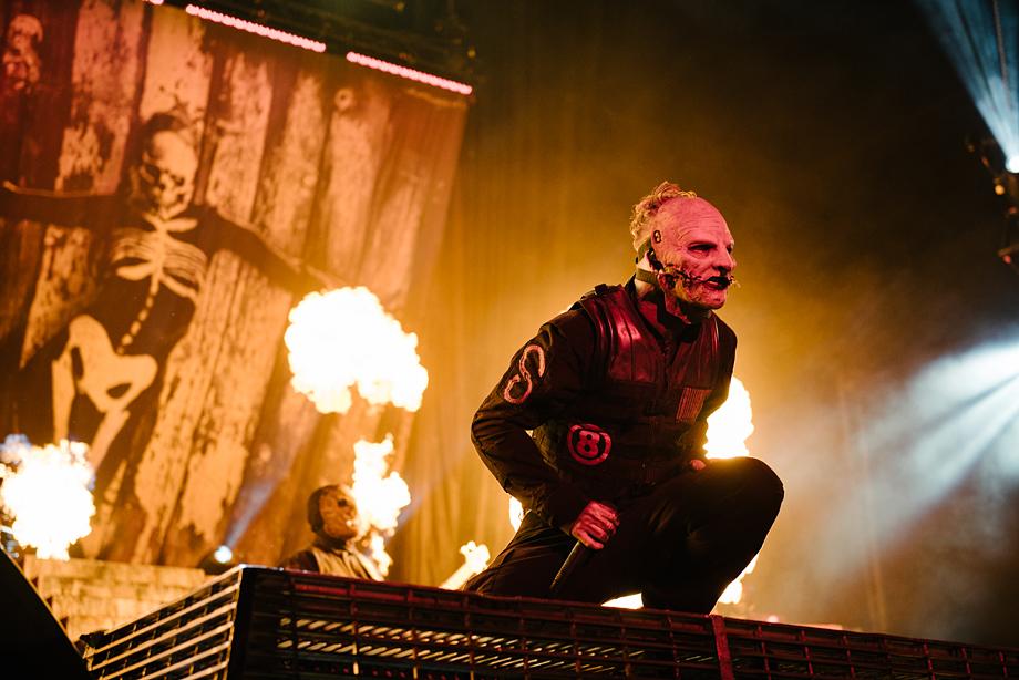 Slipknot - Molson Amphitheatre