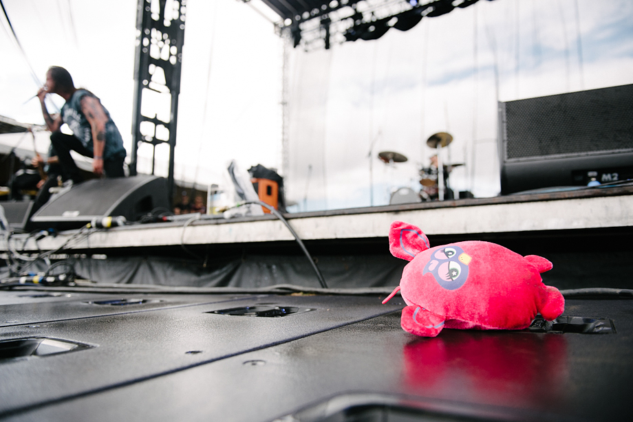 Cancer Bats - Riot Fest-7