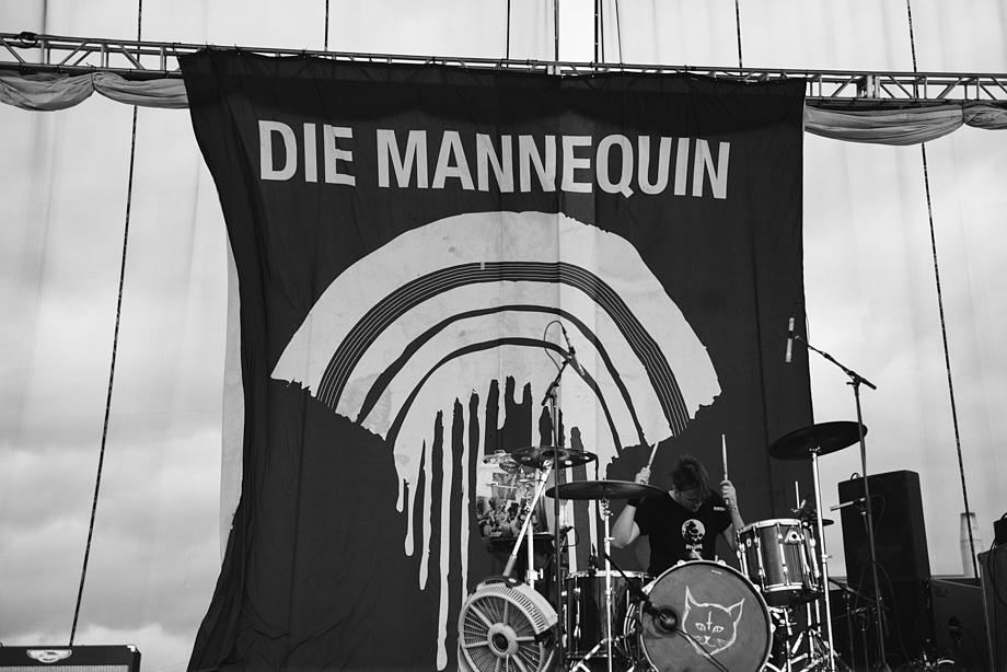 Die Mannequin - Riot Fest-4