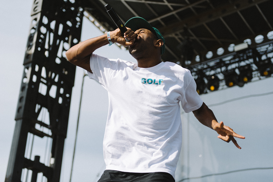 Tyler The Creator - Riot Fest-3