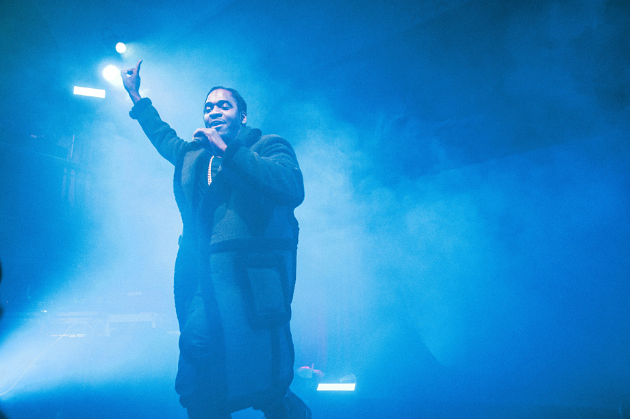 Pusha T at The Great Hall