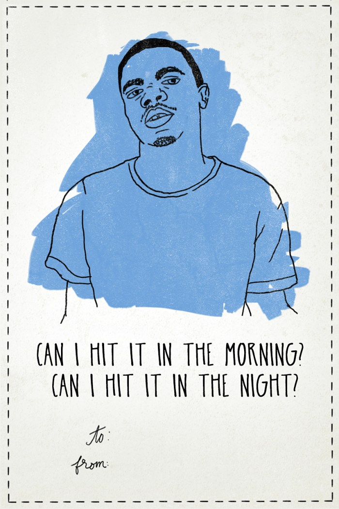 Vince Staples - Valentine's Day Card