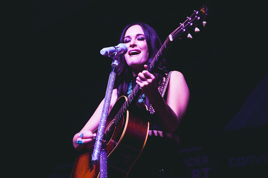 Kacey Musgraves at The Fader Fort