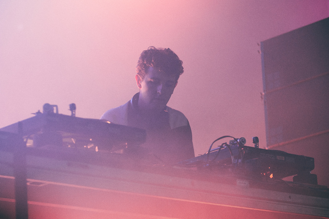 Jamie xx at Governors Ball-4