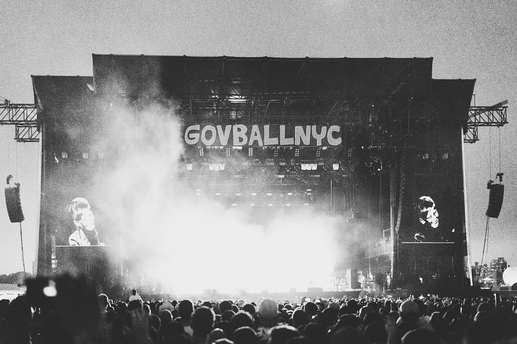 The Strokes at Governors Ball-9