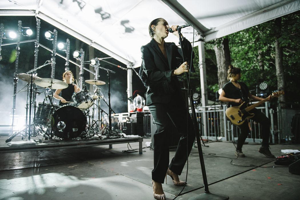 Savages - WayHome Festival-6