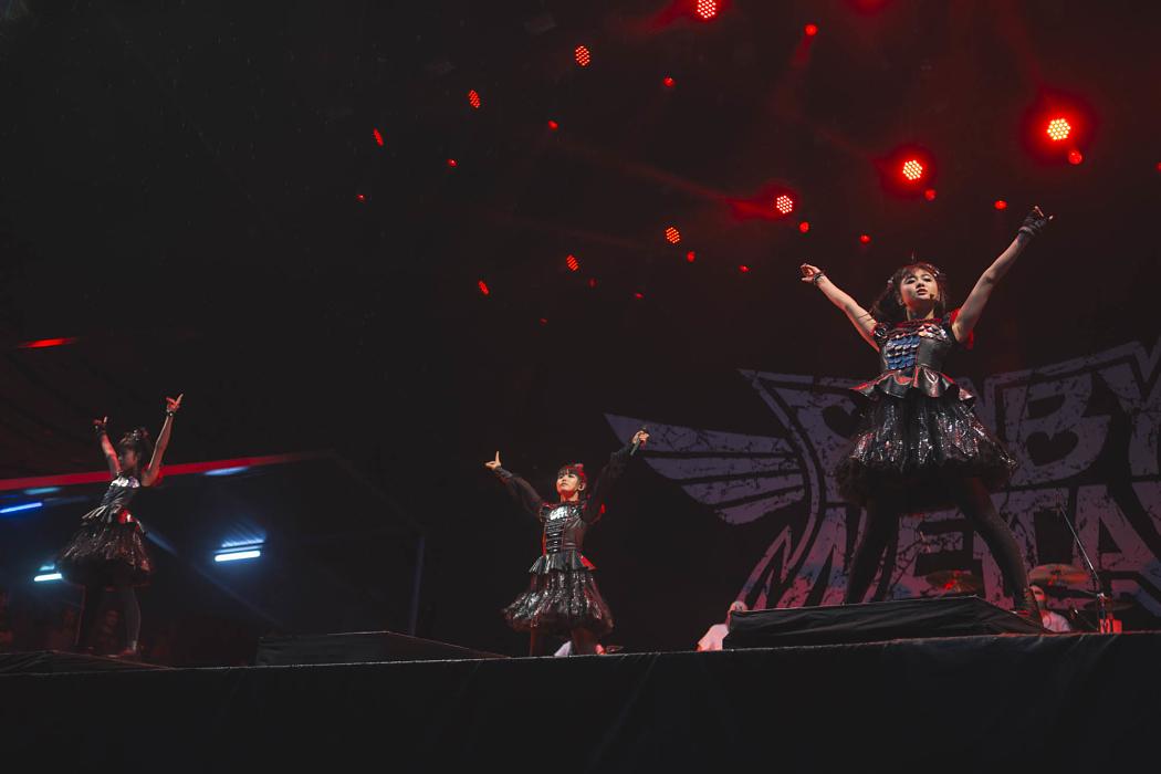 Babymetal - Fuji Rock-5