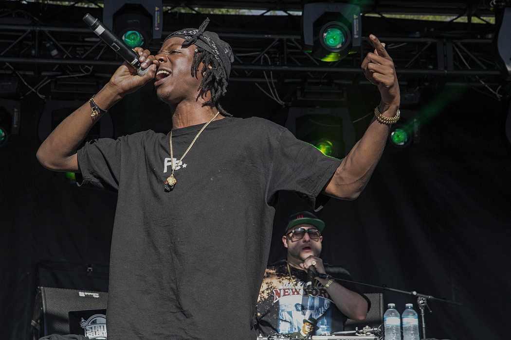 Joey Badass - TIME Festival-3