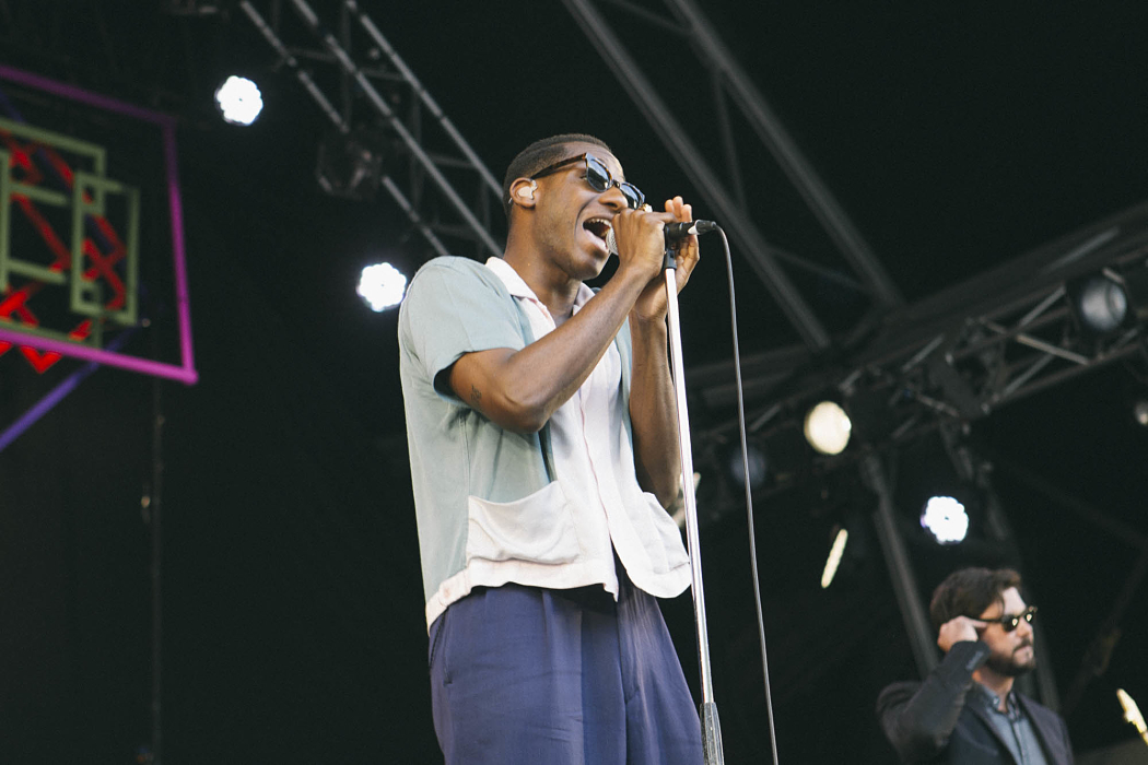 Leon Bridges - Fuji Rock