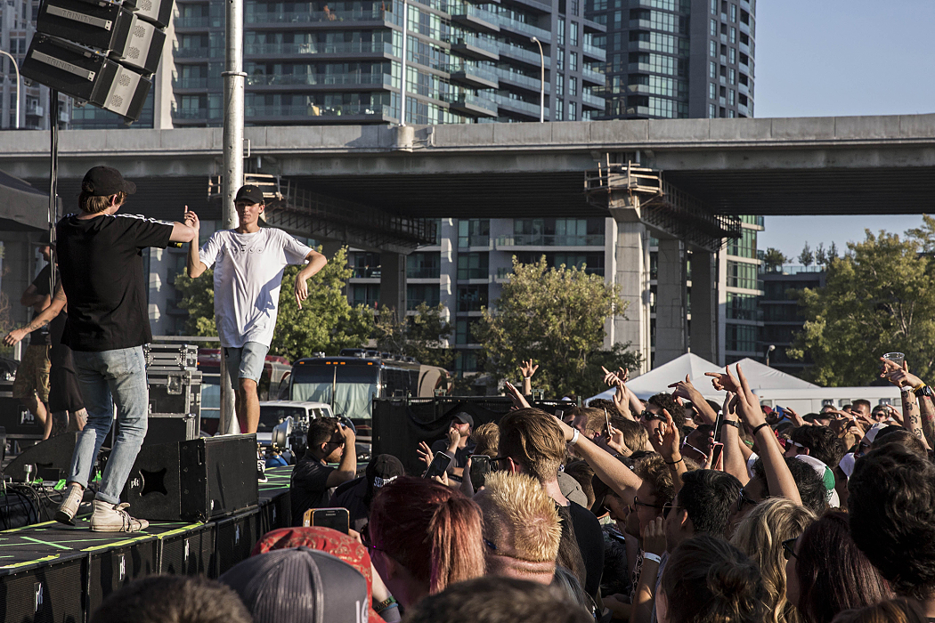 Louis The Child - Mad Decent Block Party Toronto-6