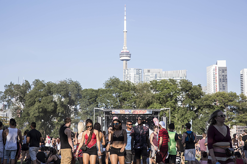Mad Decent Block Party Toronto