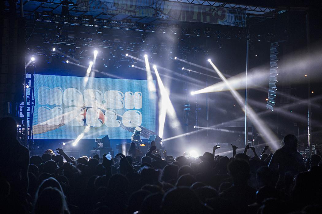 Marshmello - Mad Decent Block Party Toronto-6