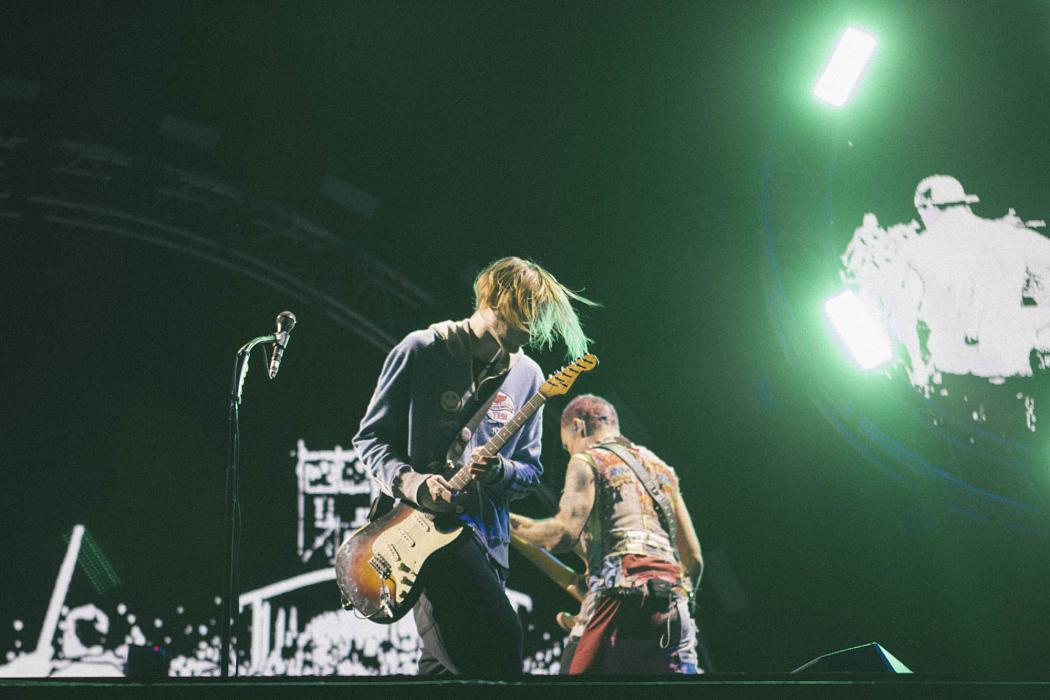 Red Hot Chili Peppers - Fuji Rock-5