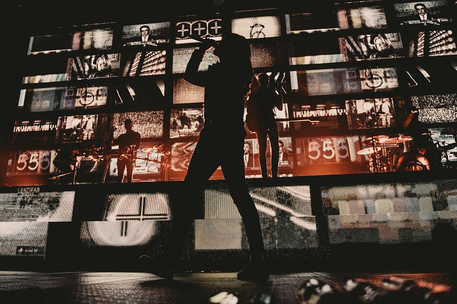 Bring Me The Horizon at Ricoh Coliseum Toronto