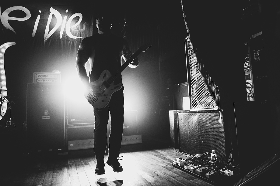 Every Time I Die - The Opera House-10
