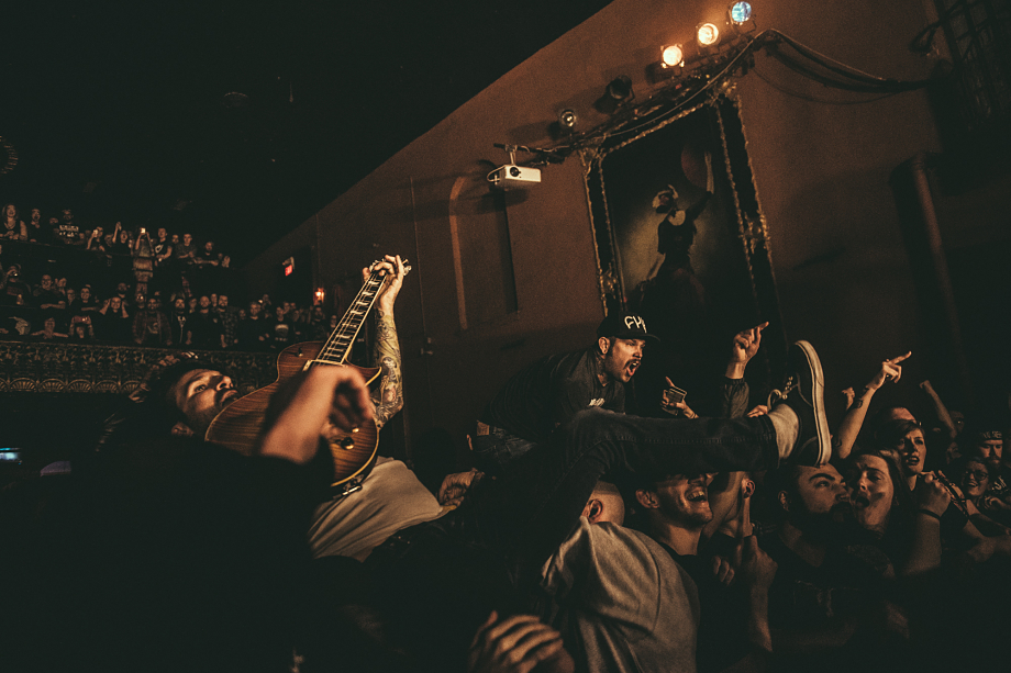 Every Time I Die - The Opera House-14