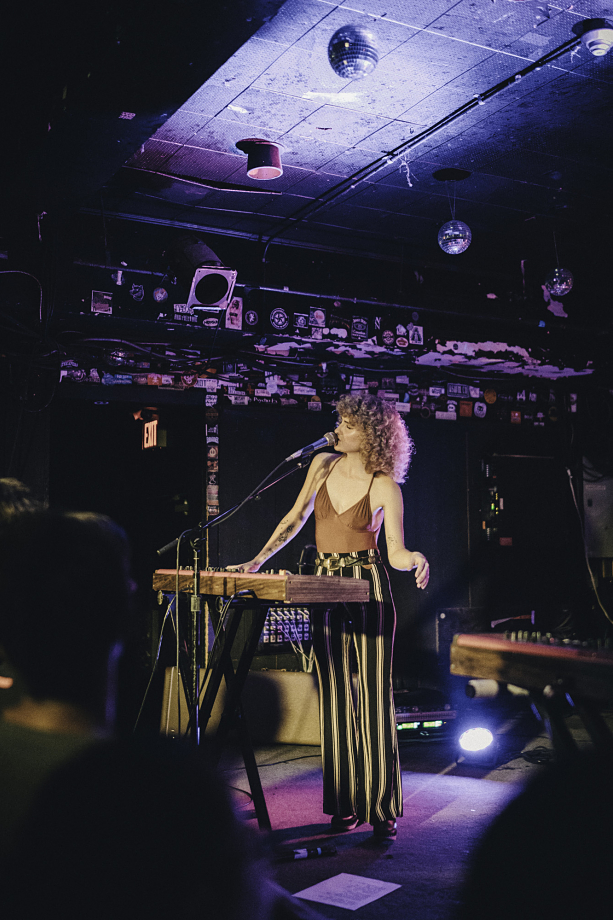 Tennis - The Horseshoe Tavern-2