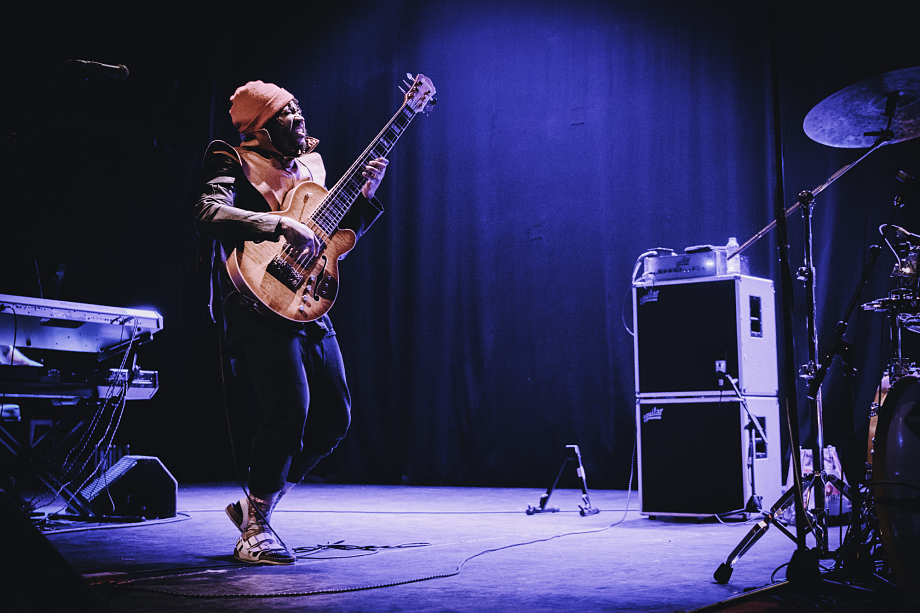 Thundercat at Danforth Music Hall