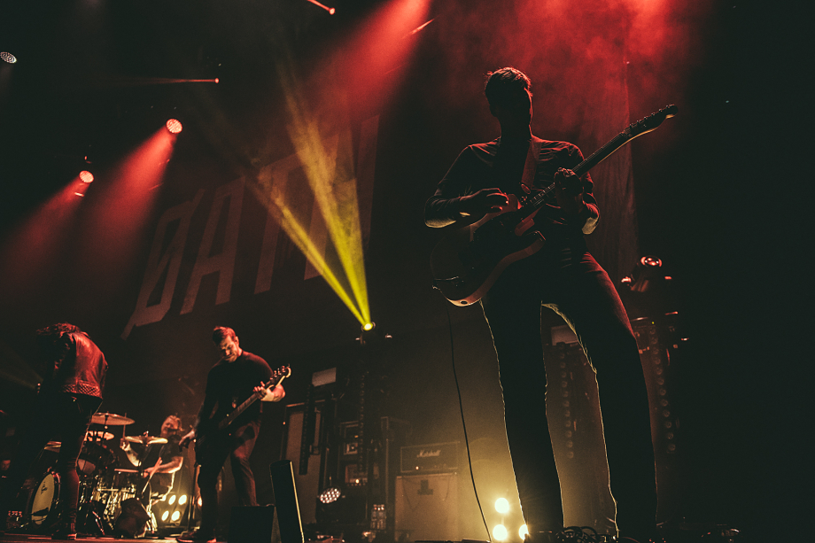 Underoath - Ricoh Coliseum-8