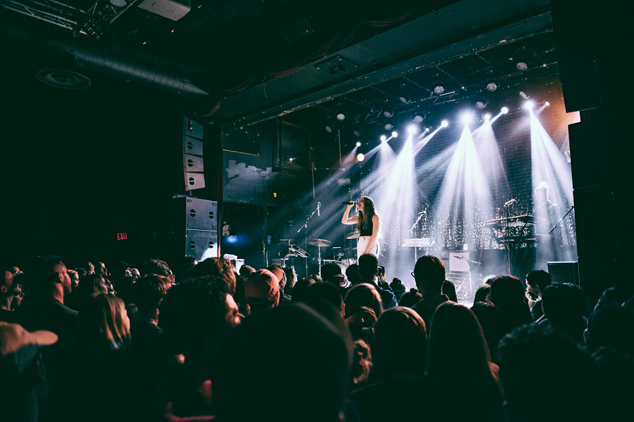 Maggie Rogers - The Mod Club-14