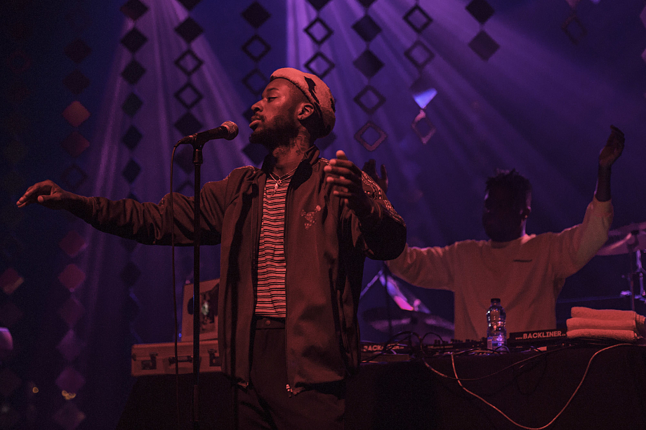 GoldLink - Danforth Music Hall-6
