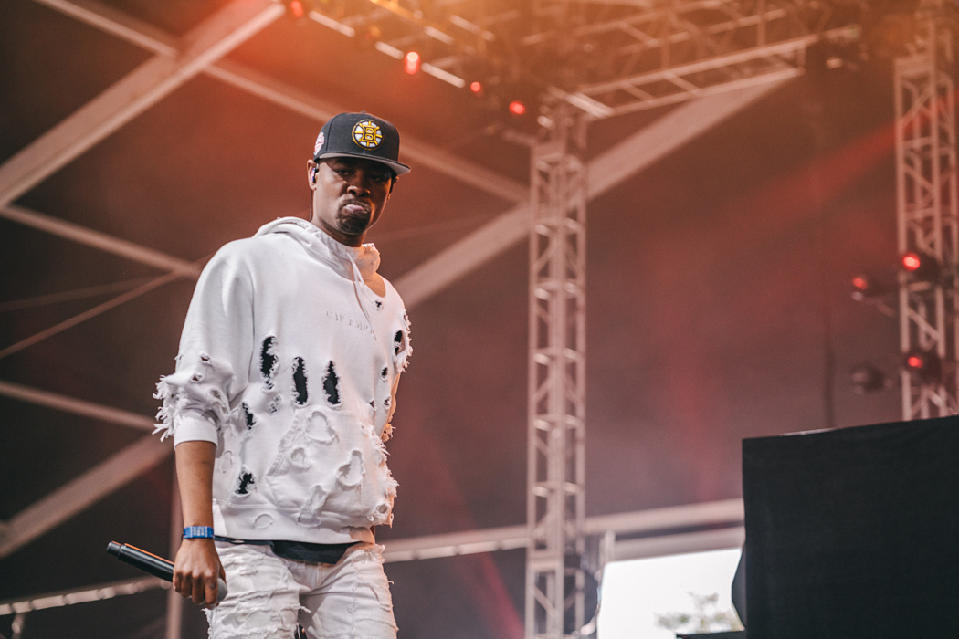Danny Brown - Governors Ball 2017-3
