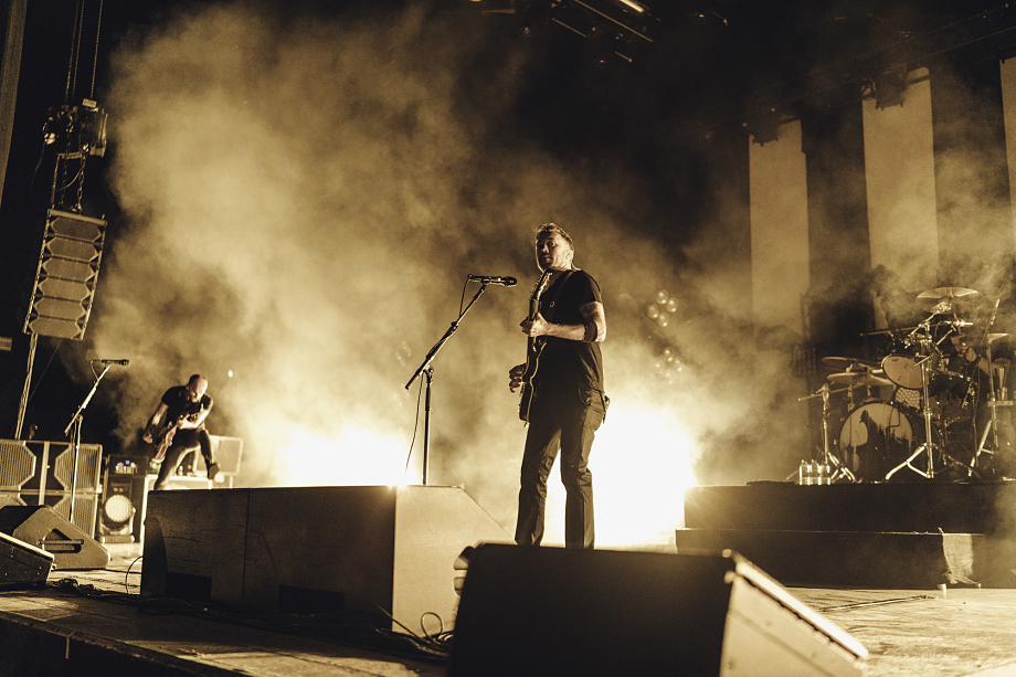 Rise Against - Budweiser Stage-6