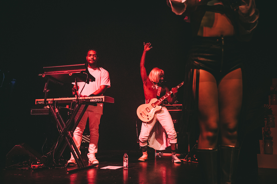 Kali Uchis - Danforth Music Hall-7