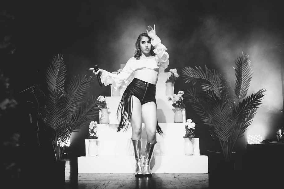 Kali Uchis - Danforth Music Hall-9