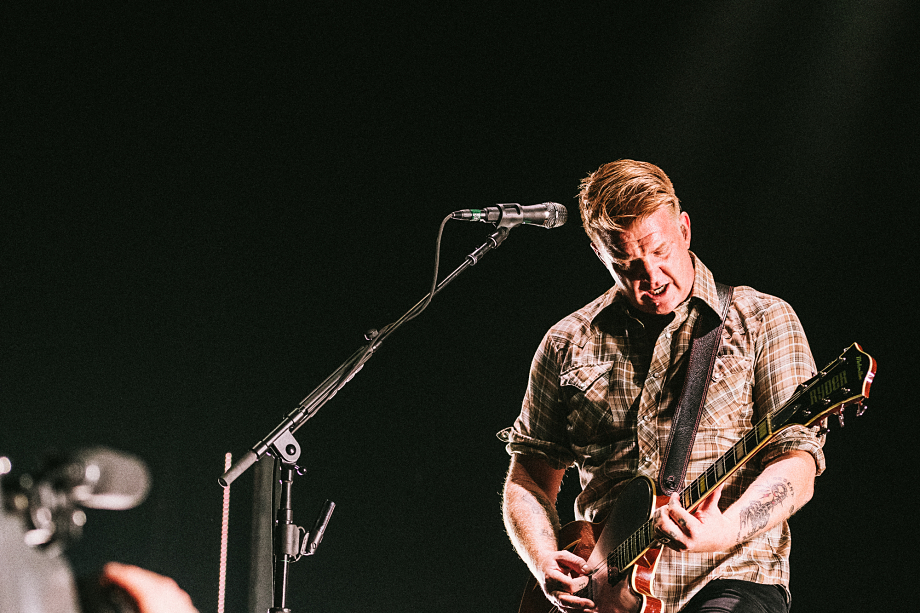 Queens Of The Stone Age - Budweiser Stage-10