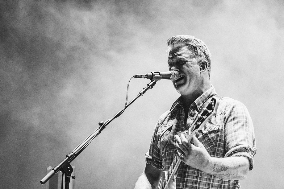 Queens Of The Stone Age - Budweiser Stage-3