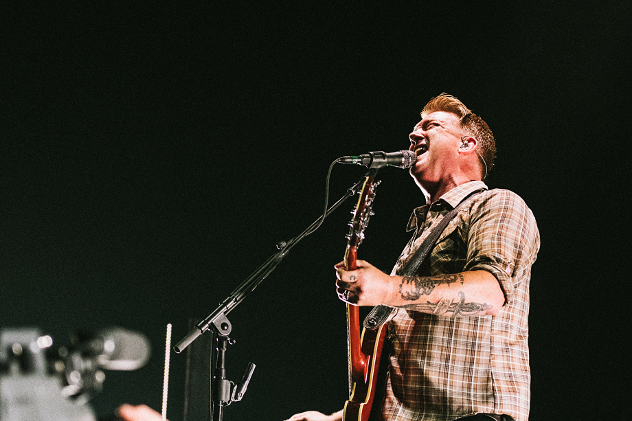 Queens Of The Stone Age - Budweiser Stage-8