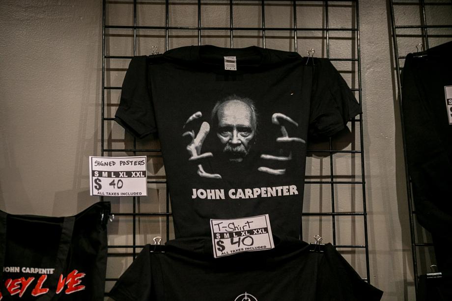 John Carpenter in Toronto-4