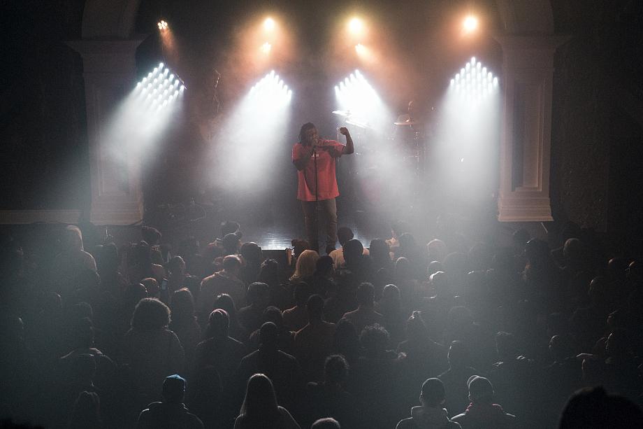 Xavier Omar at The Great Hall Toronto
