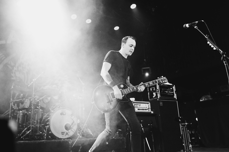 The Flatliners - The Opera House-11