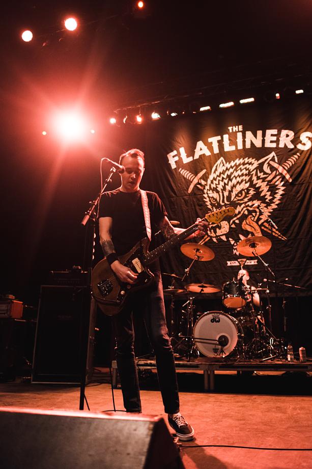 The Flatliners - Danforth Music Hall-4