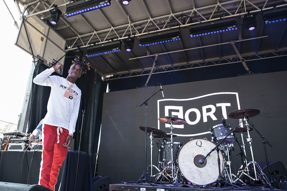 JayDaYoungan - The Fader Fort-3