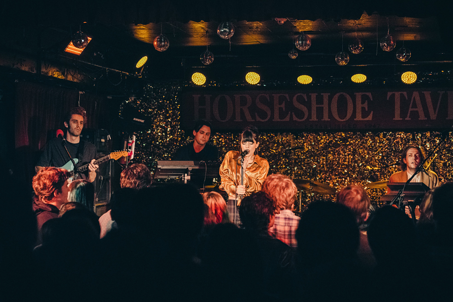 The Marias - The Horseshoe Tavern-5