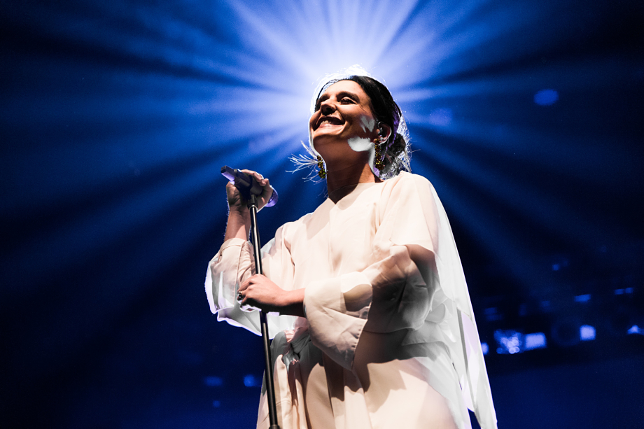 Jessie Ware - Danforth Music Hall-1