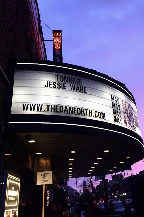 Jessie Ware in Toronto-1