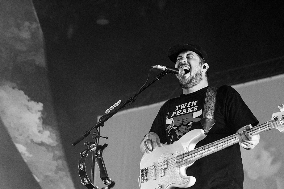 Portugal The Man - Budweiser Stage-9