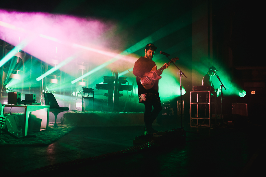 Unknown Mortal Orchestra - Danforth Music Hall-12